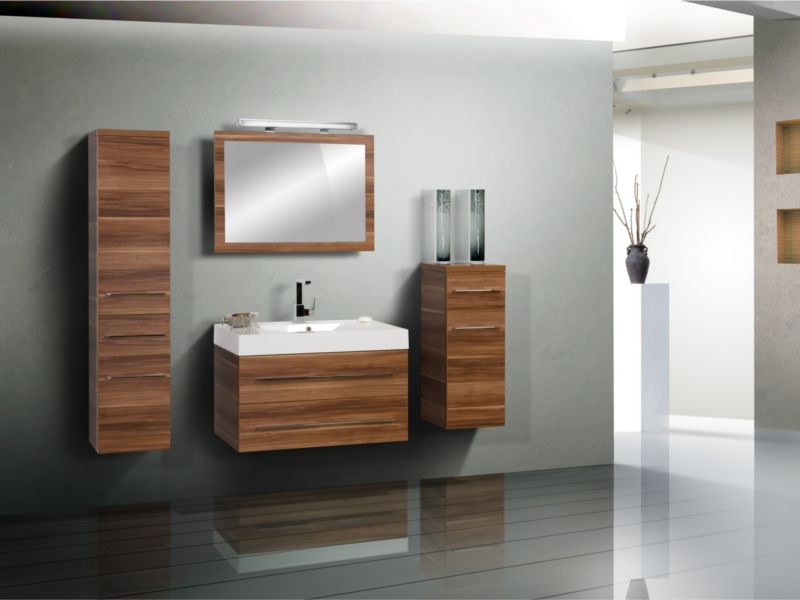 Sanviro.com | Design Badezimmerschrank | {Badezimmermöbel holzoptik 54}