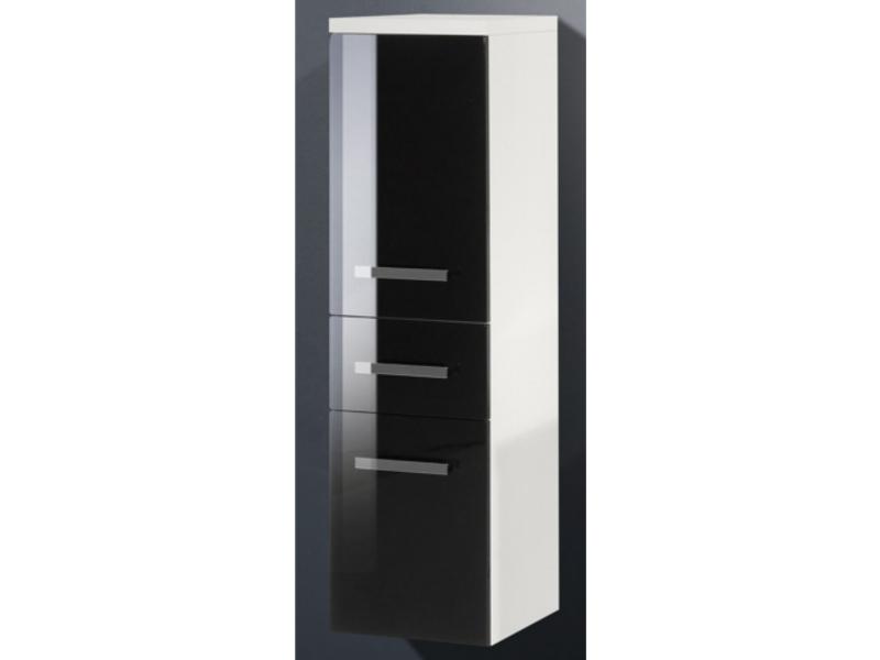 design badezimmerm bel set mit midischrank und rollcontainer paul gottfried. Black Bedroom Furniture Sets. Home Design Ideas