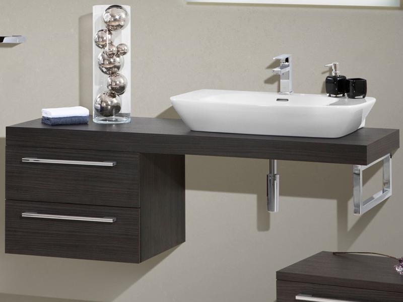 design badezimmerm bel set mit waschtischplatte und keramikwaschtisch paul gottfried. Black Bedroom Furniture Sets. Home Design Ideas