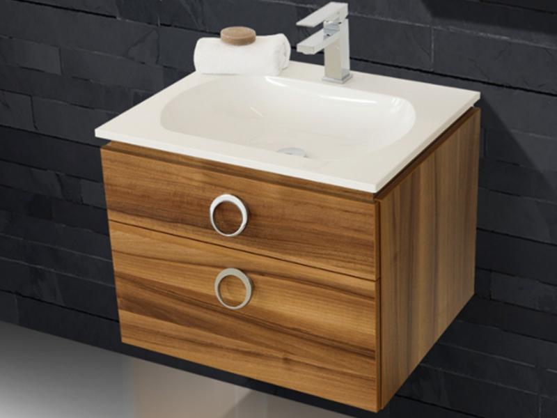 design waschplatz mit ultraflachem mineralgusswaschtisch. Black Bedroom Furniture Sets. Home Design Ideas