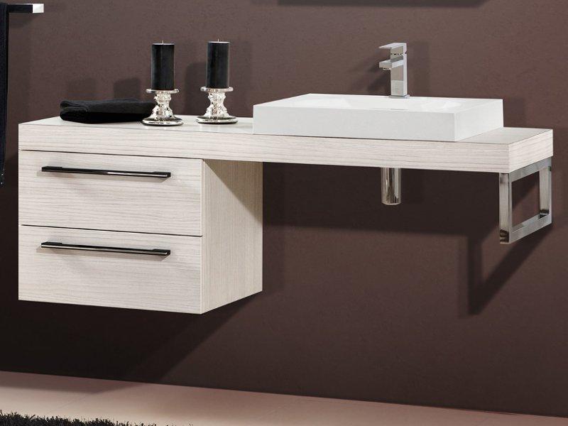 design waschplatz mit waschtischplatte 150cm und mineralgusswaschtisch paul gottfried. Black Bedroom Furniture Sets. Home Design Ideas