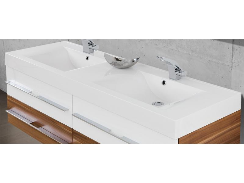 design mineralgusswaschtisch 160 cm aufsatzwaschbecken waschtisch waschbecken ebay. Black Bedroom Furniture Sets. Home Design Ideas