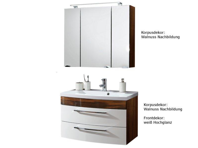posseik badm belset rima 82cm 2 teilig mit. Black Bedroom Furniture Sets. Home Design Ideas