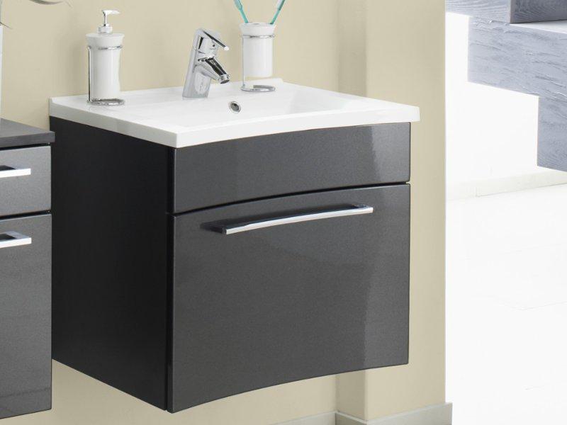 posseik waschplatz laonda 60 5 cm anthrazit paul gottfried. Black Bedroom Furniture Sets. Home Design Ideas