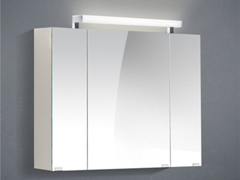 spiegelschrank 90cm breit 3 t rig paul gottfried. Black Bedroom Furniture Sets. Home Design Ideas