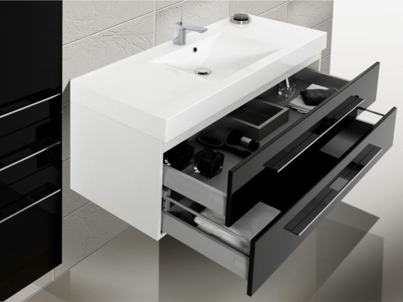 waschplatz salerno 120 cm mit mineralgusswaschtisch paul gottfried. Black Bedroom Furniture Sets. Home Design Ideas