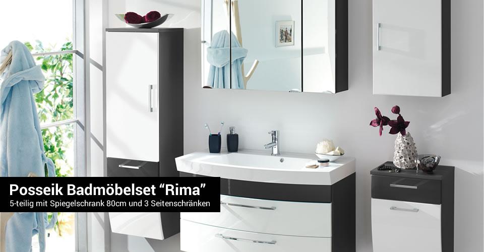 """Posseik Badmöbelset """"Rima"""""""