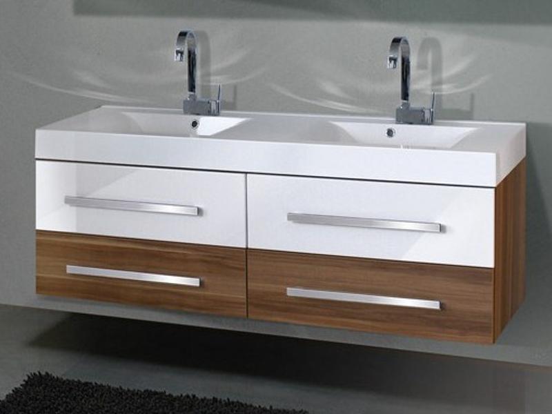 Design Badezimmerm 246 Bel Set Mit 2 Spiegelschr 228 Nken Und 160cm Waschtisch Paul Gottfried