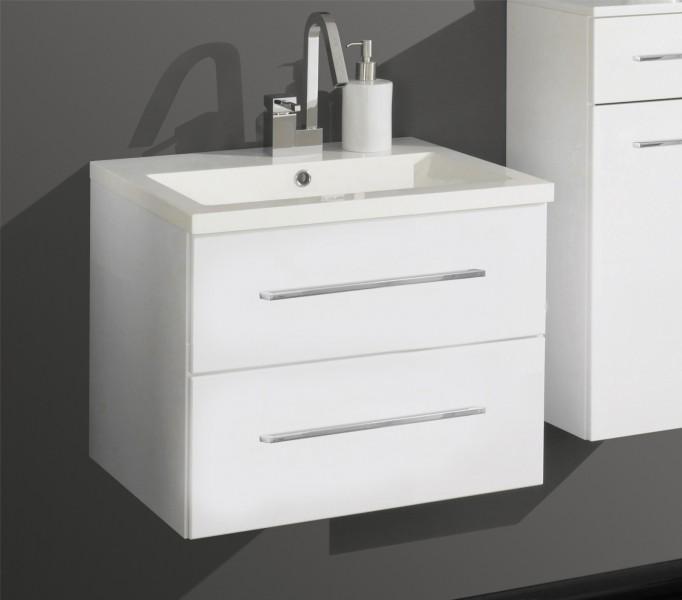 e zoll waschplatz ramero 60 wei hochglanz paul gottfried. Black Bedroom Furniture Sets. Home Design Ideas