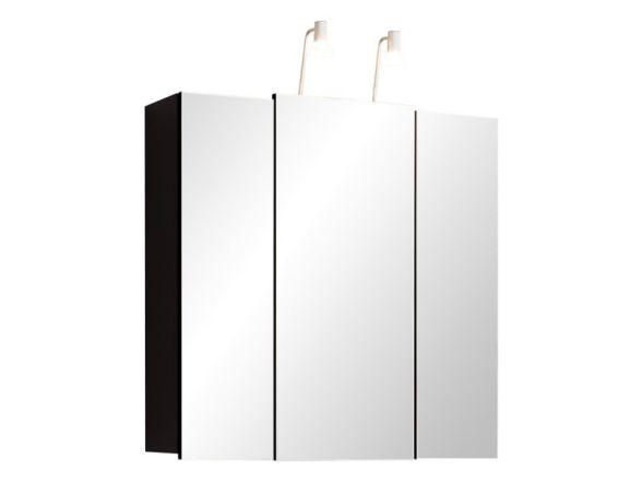 Posseik Spiegelschrank 3-türig 68 cm verschiedene Dekore