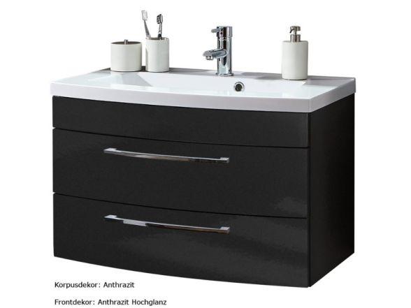 """Posseik Waschplatz """"Rima"""" 82cm mit 2 Schubladen"""