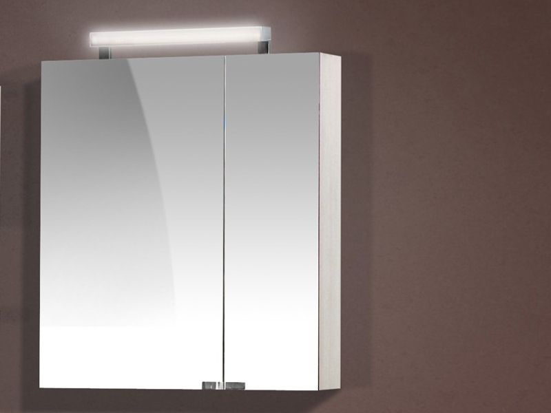 Spiegelschrank 60cm breit 2 t rig paul gottfried - Spiegelschrank 40 cm ...