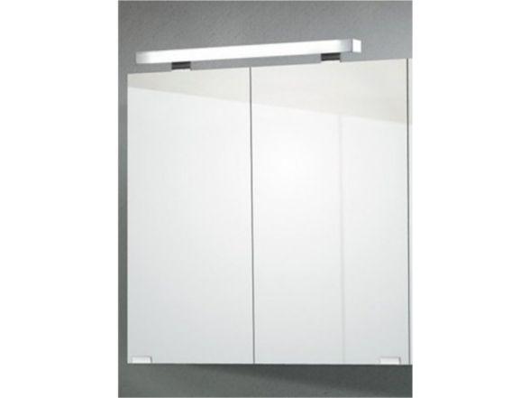 Spiegelschrank 80cm breit 2-türig